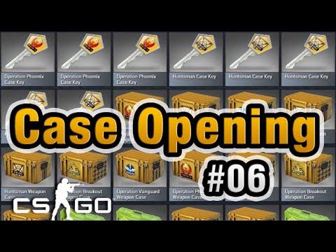 Cs go case opening german 06 seven guard ftw xd youtube