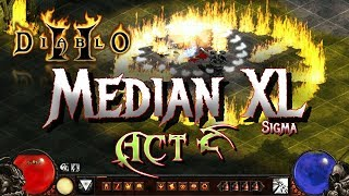 Median XL Sigma - Act 2 to Act 3- Diablo 2