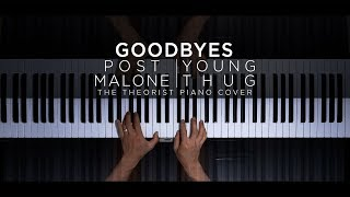 Baixar Post Malone ft. Young Thug - Goodbyes | The Theorist Piano Cover