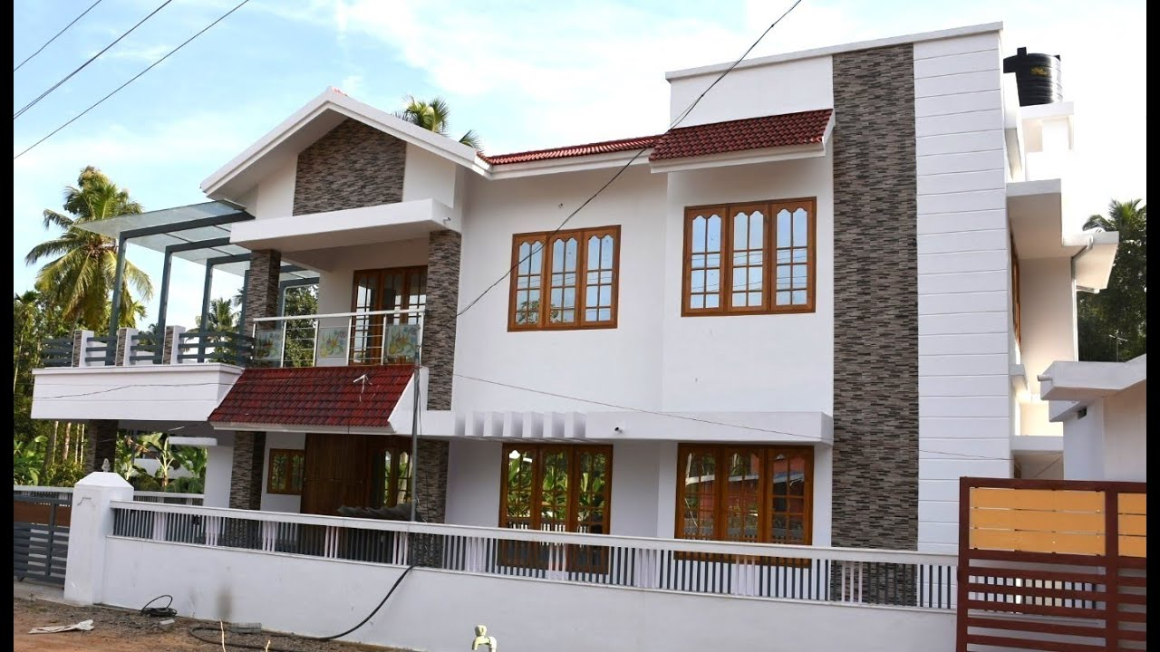 Athani 7 5 cents plot and 2950 sq ft beautiful house in for 5 cent home plans
