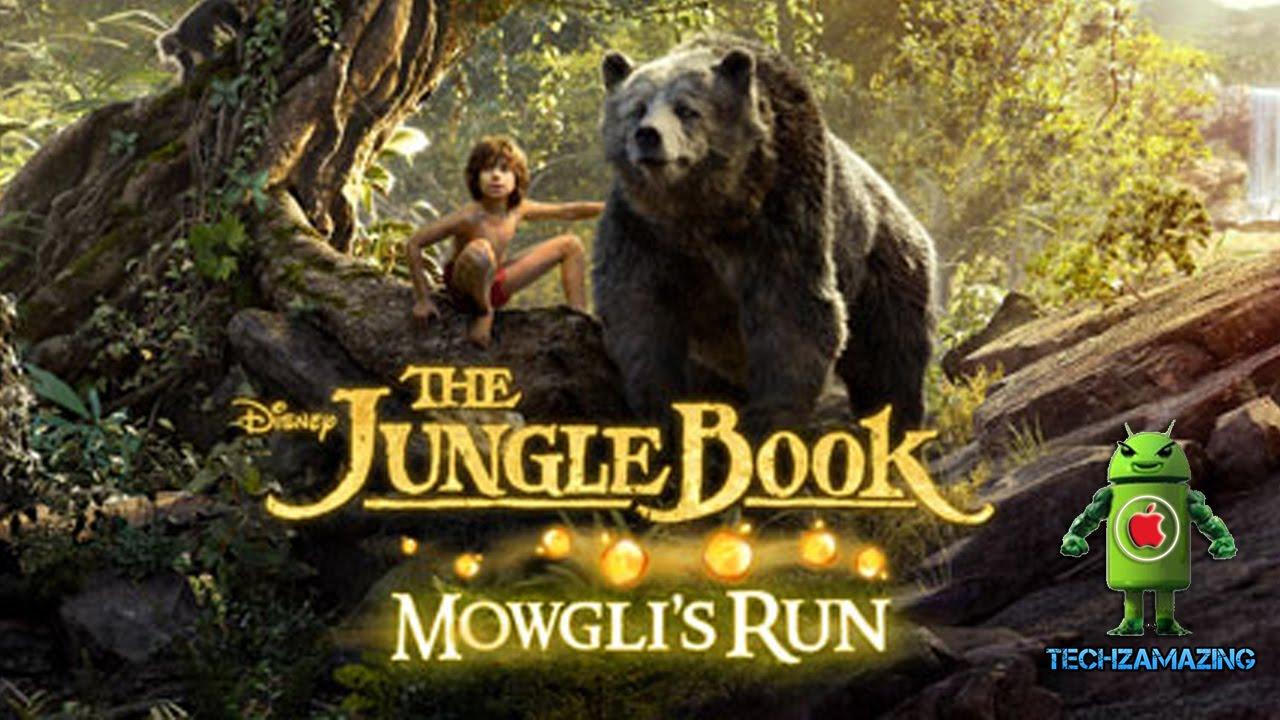 Mowgli In Jungle Book Game