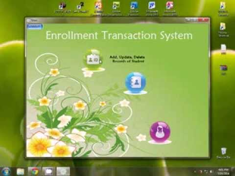 abstract for enrollment system thesis Automated enrolment system of palompon the palompon institute of technology tabango campus is.