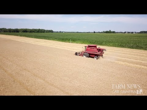 Farm News Cab Camera: Sisung Farms