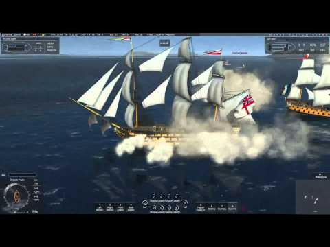 Didn't remember how to play, doing bad in Victory  - Naval Action -Ep30-