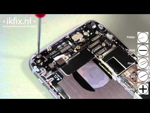 iphone 3gs screen replacement instructions