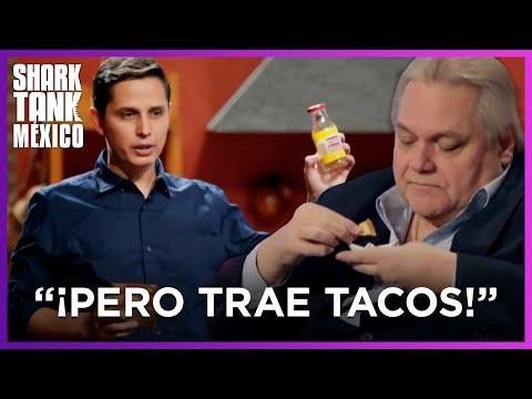 Un emprendedor de salsas que vale oro | Shark Tank México