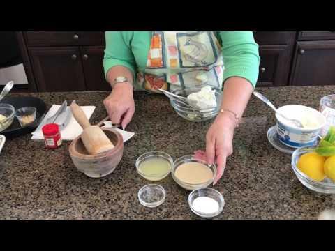 Lebanese Fattet Hummus