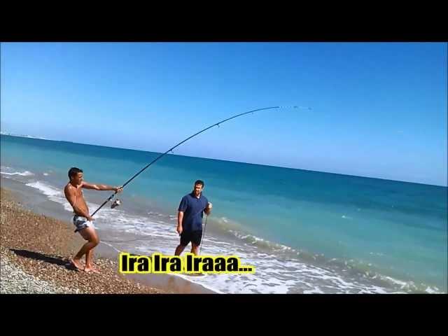 Pesca extrema: manta raya gigante xavi.