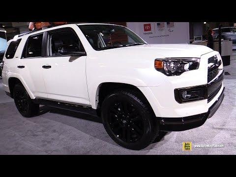 2019 Toyota 4Runner Limited - Exterior and Interior Walkaround - 2019 NY Auto Show