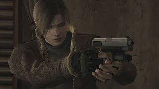 Playing Resident Evil 4 because my friends made me part 6