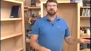 Click here for plans ▻▻▻ http://tinyurl.com/hh7wl6n In this video Norm teaches you how to build a bookcase. The video covers all