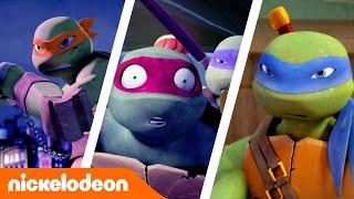 Teenage Mutant Ninja Turtles | Erste Kämpfe | Nickelodeon Deutschland