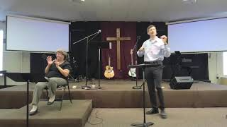 April 25th Worship Service