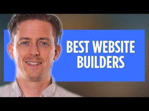 The Top 6 Website Builders! [2019]