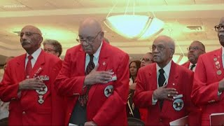 Tuskegee Airmen work to get teens interested in aviation, STEM