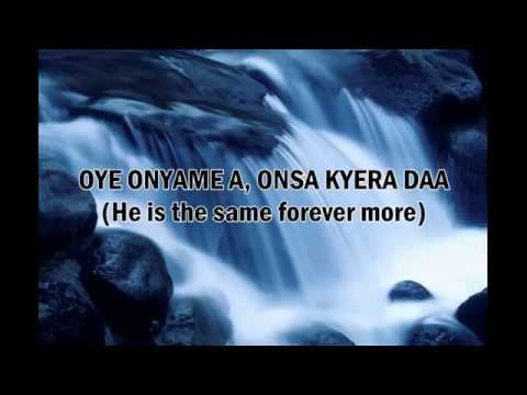 The Fountain of Life (He is the Lord) Lyrics