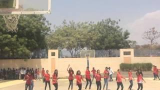 flash mob CVSR 2k16