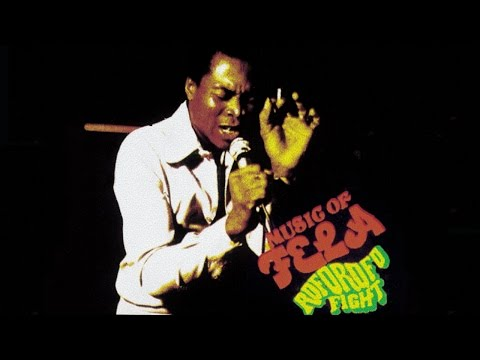Fela Kuti - Roforofo Fight (LP) [1972]