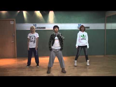 miss A's Min, Jia & Fei - Breathe Dance Practice mp3