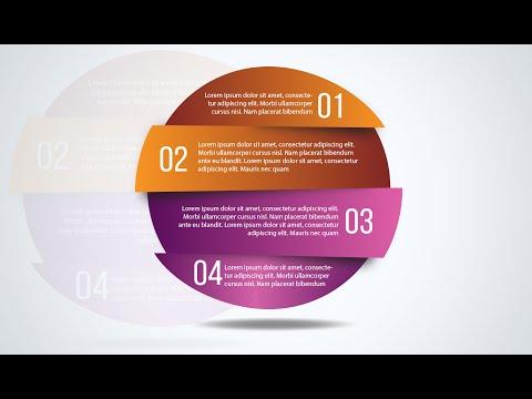 illustrator tutorial graphic design vector banner circle