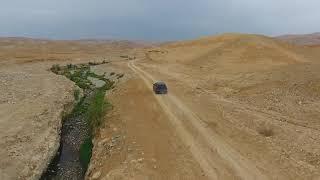 Hyrcania - ISRAEL Archaeological site