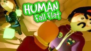 Er KLAUT mir meinen magischen STEIN | Human Fall Flat