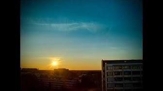 Aurinko nousee idästä