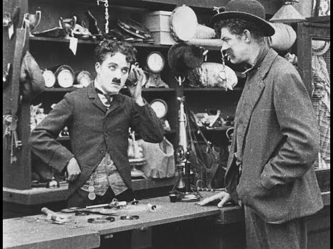 Charlie Chaplin in The Pawnshop [1916] | Silent Film