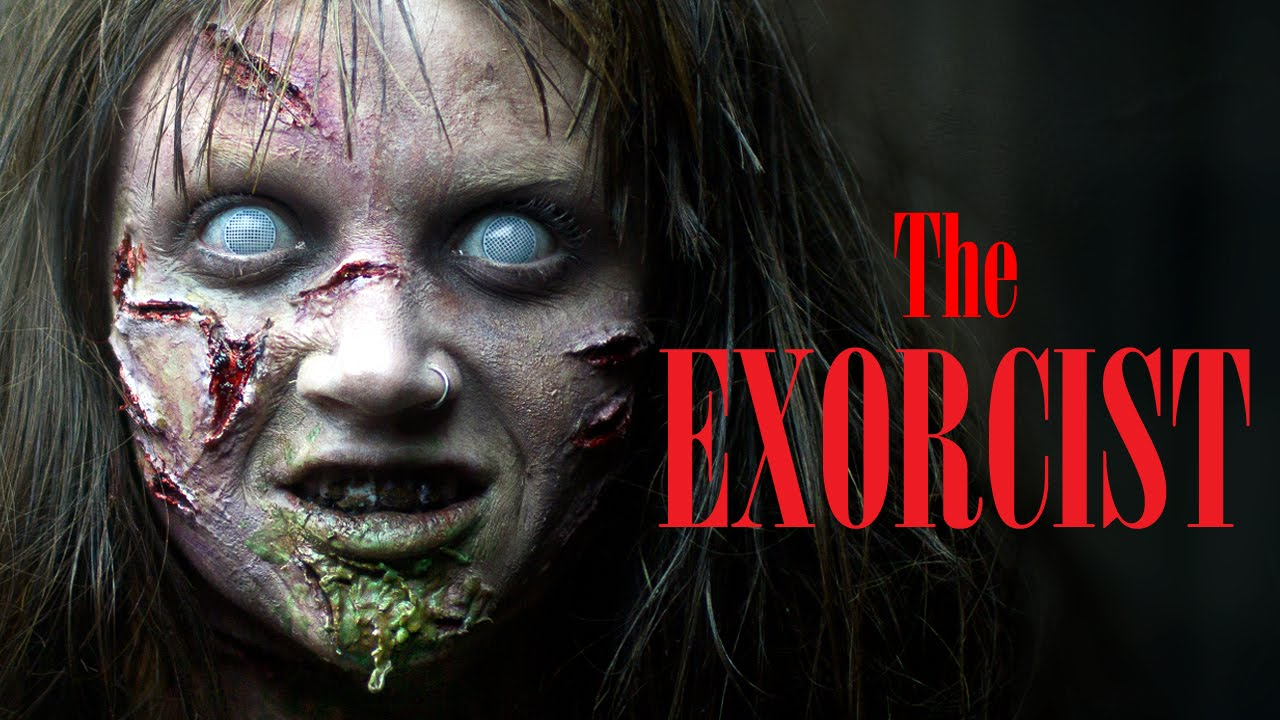 Beautiful The Exorcist Makeup Tutorial   YouTube