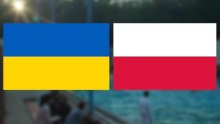 Water polo Moldova.Ukraina-Polska.22.06.2014