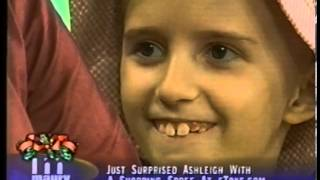 Make A Child Smile - Maury Povich Show - December, 2000