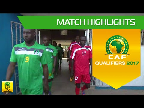 Kenya vs Guinea-Bissau | Africa Cup of Nations Qualifiers 2017
