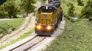 Free-mo Layout National Train Show 2018