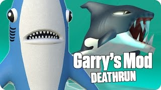 ¡EL TIBURÓN TRISTE! | DEATH RUN Garry