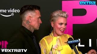 P!nk Reveals Secret to Her 15-Year Marriage to Carey Hart