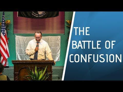 The Battle Of Confusion - Nov. 12th, 2017 - NLAC