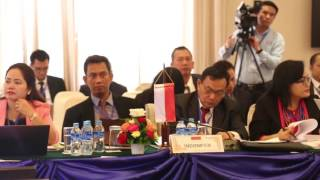 Asean labour officials discuss draft of Vientiane Declaration