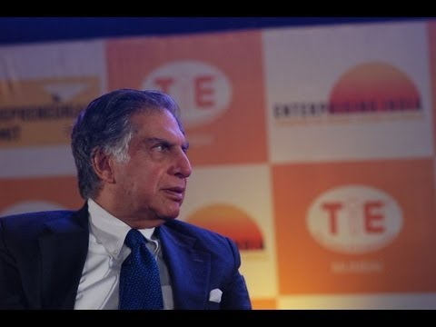 Narayana Murthy and  Ratan Tata in conversation with Shekhar Gupta (part 2/2)