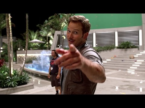 Chris Pratt's Jurassic World Journals: Whistle (HD)