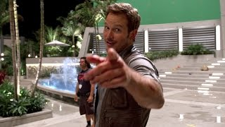 Chris Pratt's ‪‎Jurassic World‬ Journals: Whistle (HD)