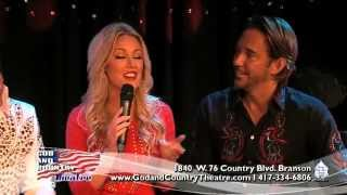 God and Country Theatre, Branson, Mo