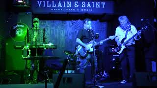 The Poseurs DC perform Another Nail For My Heart live at Villain & Saint November 8, 2018.