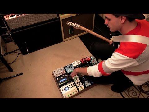 My Electric Guitar Rig Rundown :D