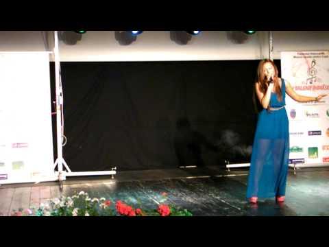 LIVE Roxana Dobritoiu - Adagio LIVE (Lara Fabian cover) Un Talent Innascut