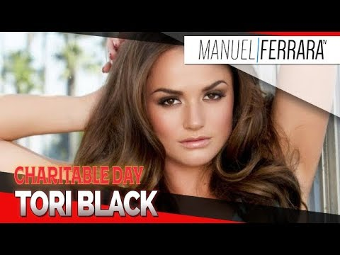 Tori Black - Charitable Day Noël 2018