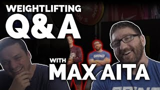 Q and A with Max and Zack
