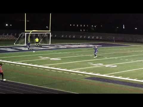 Paradise Valley High School Boys Soccer [1 - 1] Cactus Shadows High School