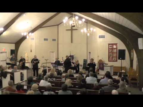 Trinity Lutheran Church - Fairhaven, MA - Country Gospel Concert - March 5, 2016