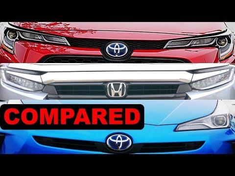 2020-toyota-prius-vs-2020-honda-insight-vs-2020-toyota-corolla-hybrid