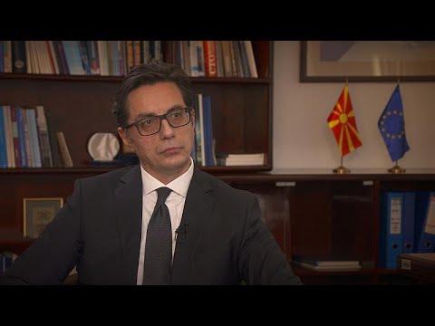رئيس مقدونيا الشمالية: تغيير الحدود سيؤدي إلى -حمام دم- وشركات الأدوية الكبرى خانت الدول الفقيرة …
